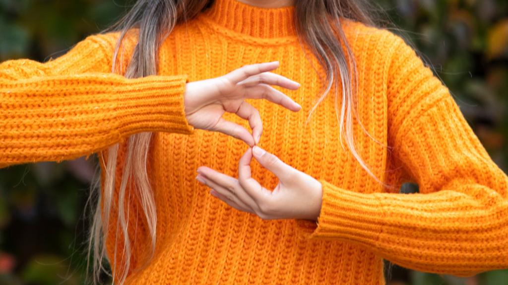 Кратки дефиниции на основните понятия, имащи връзка с жестовия и словесния език