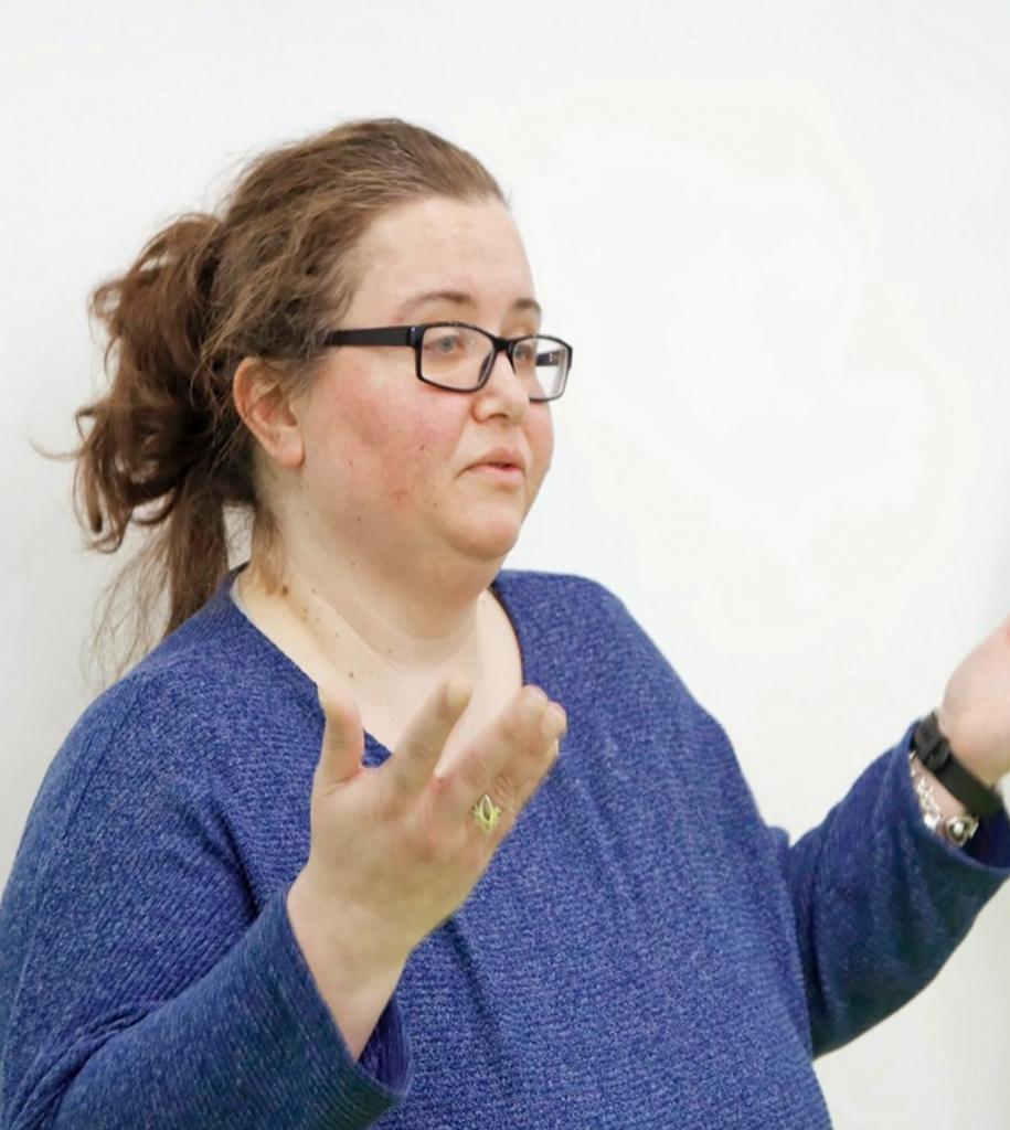 Dr Ivelina Stoyanova